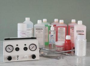 Thanatopraxie producten en uitvaartbenodigdheden