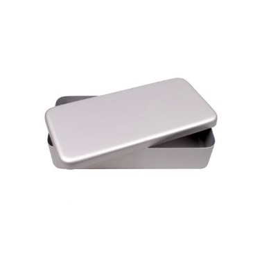 Aluminium instrumentencassette