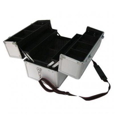 aluminium make-up koffer